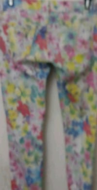Areopostale flower leggings size 5/6 Macon, 31211