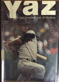 Yaz Hard Back Book