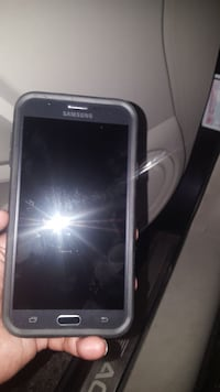 At&t Samsung galaxy 7 new with case Fort Lauderdale