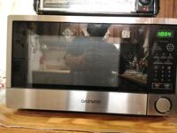 stainless steel Emerson microwave oven Merced, 95341