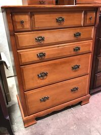 Solid Wood Chest El Paso, 79936