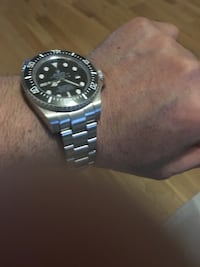Rolex with water resistant automatic. Västerås, 724 67