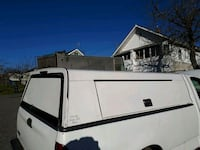 white single cab pickup truck canopy Nanaimo, V9T 6N9