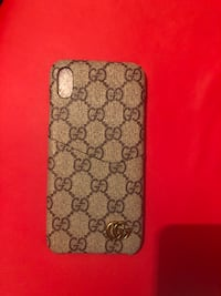 Gucci iphone case XS MAX