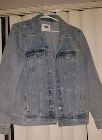Old Navy Jean Jacket Size Women'sLarge. Brand new