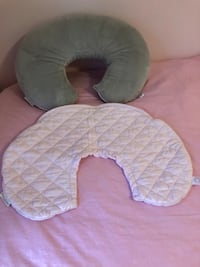 Boppy Pillow with two Covers