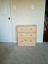 IKEA small dresser, fully assembled Rockville, 20850