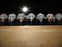NHL Hockey Mask Complete Collection 3154 km