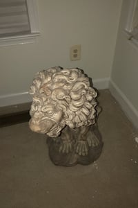 Lovely Lion Sculpture - Can be placed inside or outside  Bowie, 20721