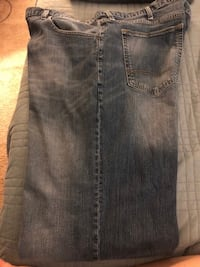 Men's big and tall jeans lot-44x34