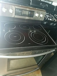 Electric stove  Samsung  Temple Hills, 20748