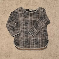 Max Studio Tweed Top - size xs  Calgary, T2T