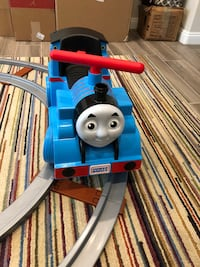 Thomas the train set with extended tracks Las Vegas, 89166