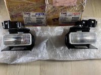 1995-1998 Ford Explorer Stock Fog Lights Herndon, 20171