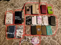 phone cases and accessories  Mississauga, L5M 6E9