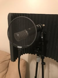 Pop filter and Mic cable Watertown, 13601