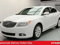 2013 Buick LaCrosse Leather New York