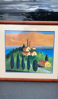 Frame Print Tuscany  Princeton Junction, 08550