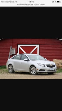 Chevrolet - Cruze - 2011 Longueuil