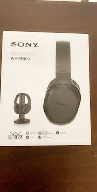 Brand new Sony wirless headphone Toronto, M6B 3H3