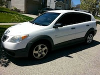Pontiac Vibe 2008 (( BC car, no rust from there ))