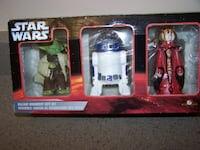 STAR WARS - HOLIDAY 3 ORNAMENT GIFT SET Vaughan