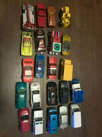 Limited edition toy cars
