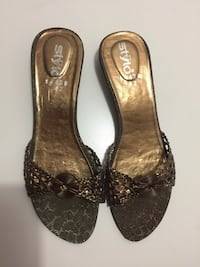 Stylo Fancy Sandals Size 8.5/9 Montreal