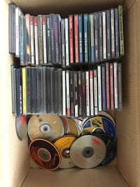 CD's (Hip Hop, Rock, Jazz, Opera, Classical, World) Sold As Is Chicago, 60613