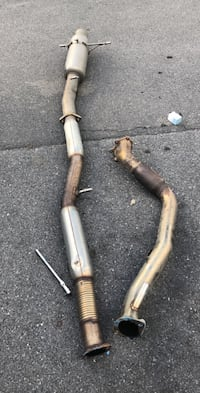 Wrx exhaust & down pipe Martinsburg, 25405