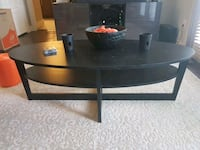 black wooden coffee table Frisco, 75034