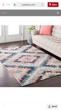 5x7 area rug Citra, 32113
