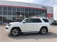 2016 Toyota 4Runner SR5 LIMITED PKG | 7-PASS | LOADED | JBL | Toronto