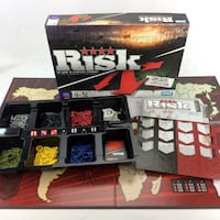 Risk Board Game Revised Edition 2008 Faster Multiple Gameplay Complete & Mint Port Colborne