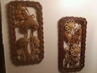 two brown wooden wall decors Tullahoma, 37388