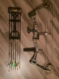 Bear Charge Compound Bow Valley Lee, 20692