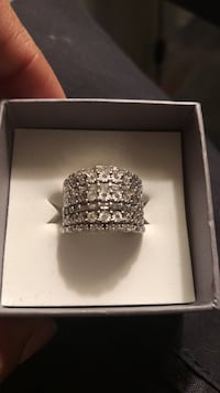 Diamond ring ( price negotiable ) Newport News, 23608