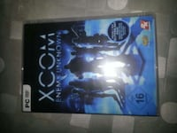 PC DVD ROM Xcom Fall