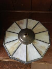 One of a kind ceiling light fixture