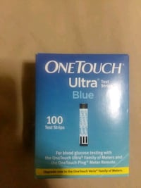 One Touch Ultra  Blue Glucose Test Strips Brooklyn, 11216