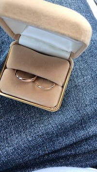 silver and diamond ring in box Lompoc, 93436