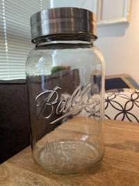 Ball Decorative Mason Jars, 3.78-L Vancouver, V6B 3C1