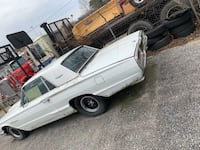 Ford - Thunderbird - 1964 69 km