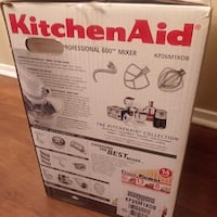 KitchenAid 600 Series Mixer! Brand New! Alexandria