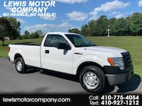 2011 Ford F-150 STX 6.5-ft. Bed 2WD Clarksville