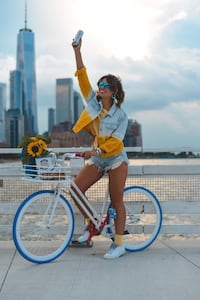 Martone Cycling special edition for Peroni New York, 11224