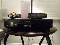 Sony HiFi VCR with Universal Remote