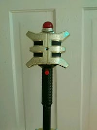 Mighty Morphin Power Rangers legendary staff Cleveland, 44102