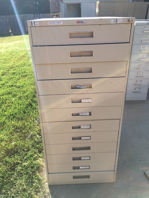 Russ Bassett Library Index Cabinets, negotiable  f39d6e7a-5e17-42e1-9930-e6cb61b8fcee