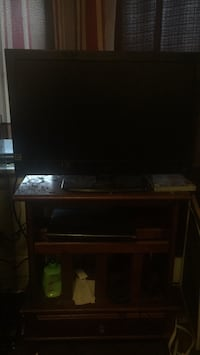 Slim ps3 with 24inch tv Chester